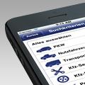 Carat App Wekstatt finden