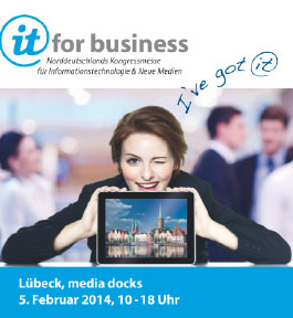 IT-Kongressmesse in Lübeck 2014