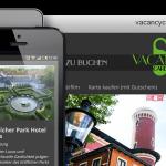 Neue Website mit Drupal: VacancyCard